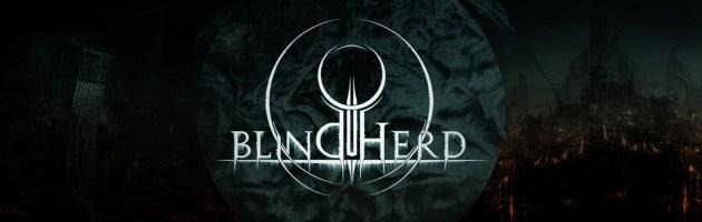 NEWS // Sortie du premier album de Blindherd (Blackened DM)