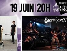 AMT.LIVE, le livestream metal 100% Sud-Ouest!