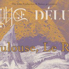 DVNE + DELUGE @u Rex