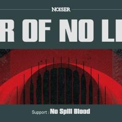 YEAR OF NO LIGHT + NO SPILL BLOOD @u Rex