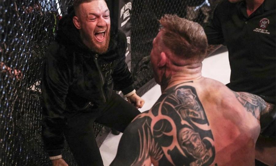 Bellator 187 : McGregor
