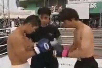 Taekwondo Muay Thai