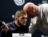 UFC 229 Khabib v McGregor: Press Conference