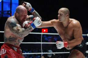 fedor-MMA
