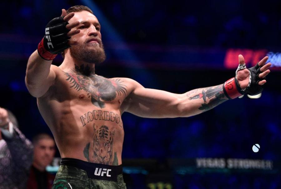 On connait peut-être le futur adversaire de McGregor