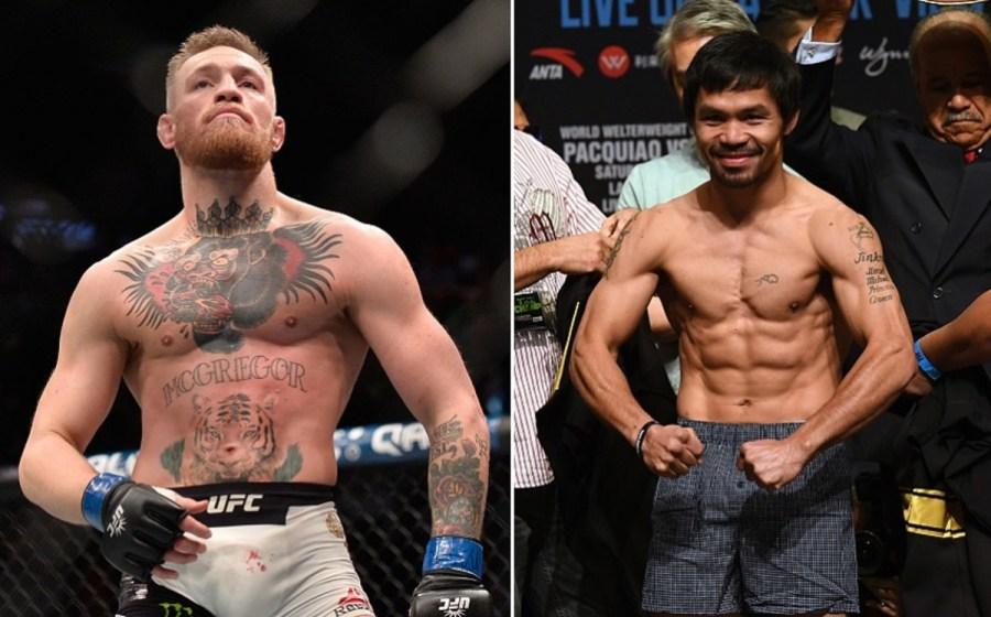 Bientôt un combat entre Pacquiao et McGregor ?