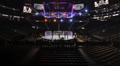 UFC-Arène-vide