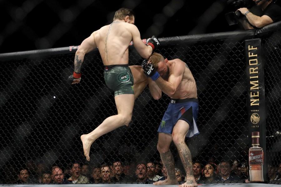 McGregor n'a pas le droit d'avoir une chance au titre avant les autres