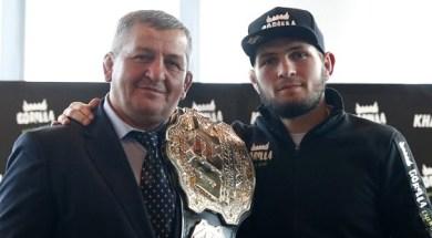 Khabib-Nurmagomedovs-et-son-père-UFC