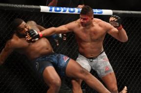 MMA: UFC Fight Night-Overeem vs Harris