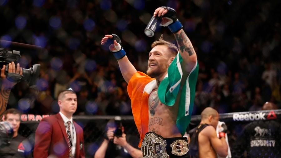 Conor McGrgeor parle de combattre pour le titre UFC en juillet