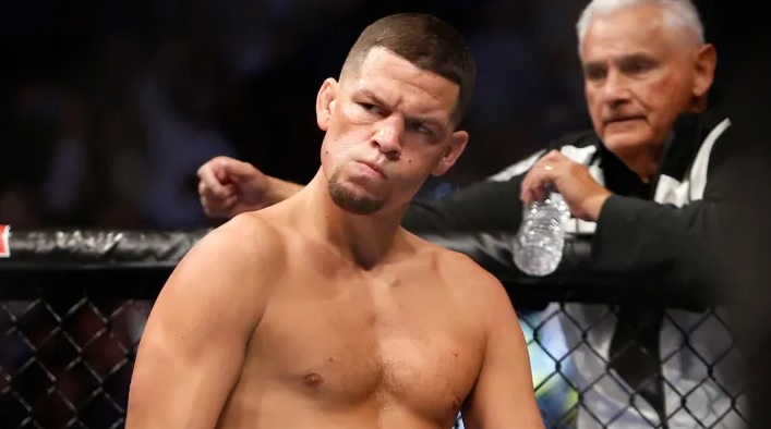 Nate Diaz critique la carte de l'UFC 251