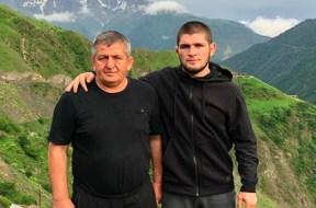 khabib-nurmagomediv et son père