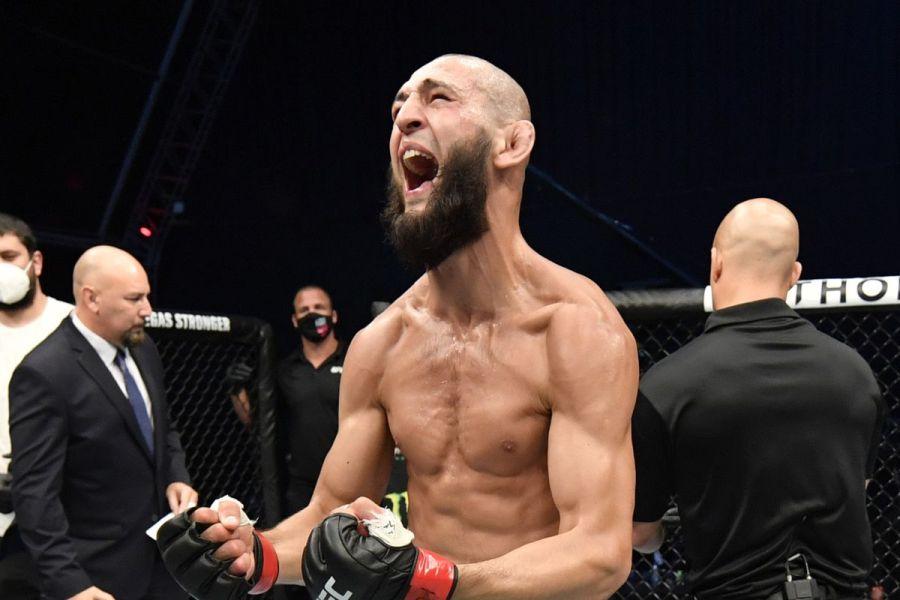 Khamzat Chimaev fera bientot un main event à l'UFC