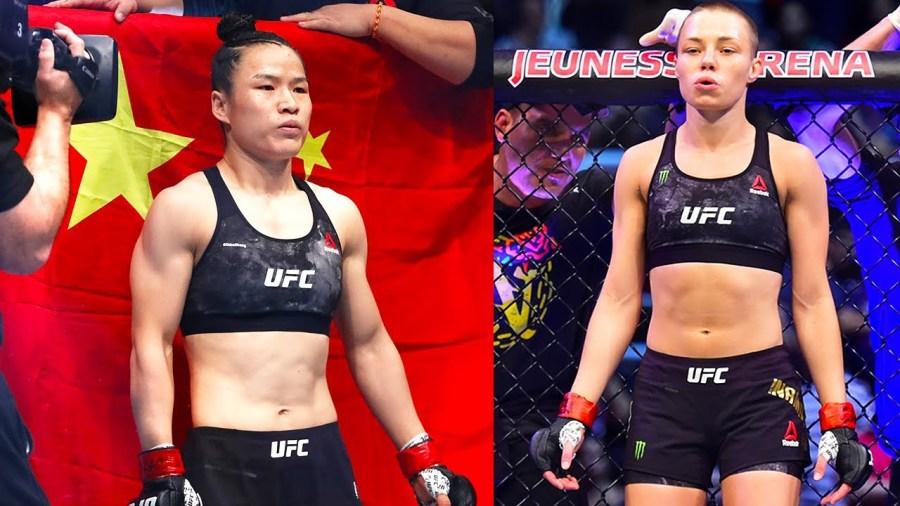 Weili Zhang et Rose Namajunas vont bientôt se battre