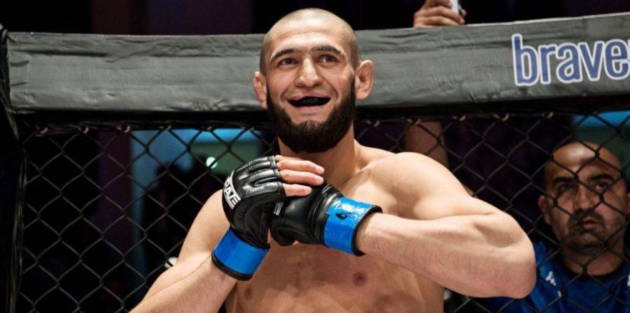 Khamzat Chimaev peut servir de remplaçant à l'UFC 253