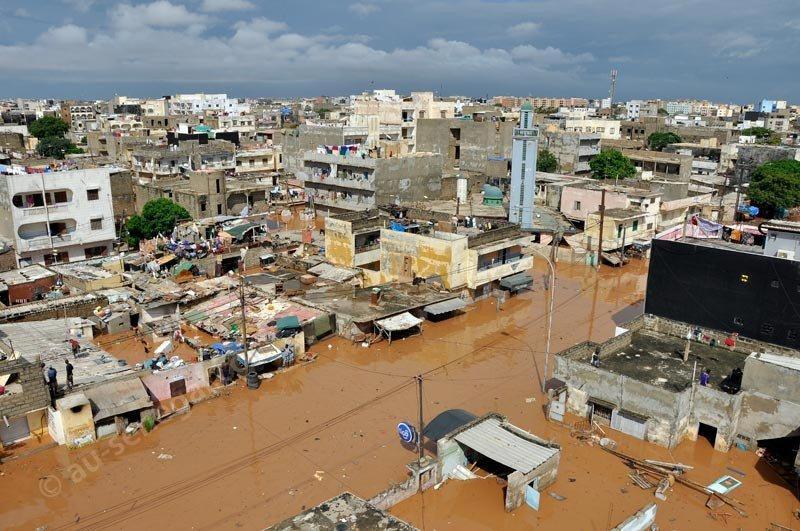Projet dakar 2025 un plan d 39 urbanisation pour mettre fin for Plan de dakar