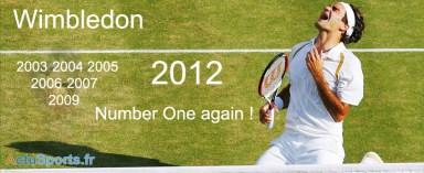 Roger Federer détient de record de longévité à la tête du classement ATP avec 302 semaines sur 14 ans (728 semaines) de carrière jusqu'à présent (fin 2012)