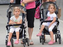 les jumelles Federer