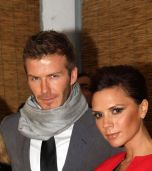 David et Victoria Beckham amour