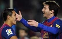 Vidéo buts FC Barcelone 2-0 Deportivo Sanchez Messi