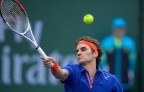 Vidéo Indian Wells Federer 6-2 6-3 Istomin