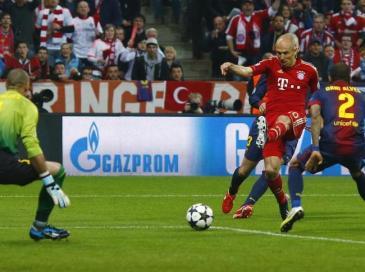 Barcelone-Bayern Munich streaming 1er mai
