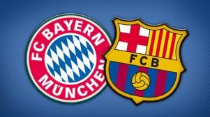 FC Bayern Munich - FC Barcelone