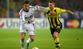 Real Madrid-Borussia Dortmund streaming match retour
