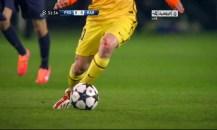 Blessure Messi PSG-FC Barcelone