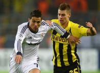 Match Borussia Real (phase de groupe)