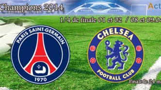 PSG-Chelsea