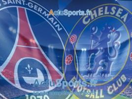 PSG Chelsea sur Twitter