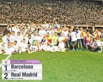 Coupe du Roi 2014 victoire du Real Madrid