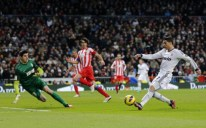 Ronaldo-Atletico courtois