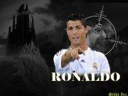 cible cr7 Real Madrid