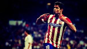 diego costa goal Atletico Madrid