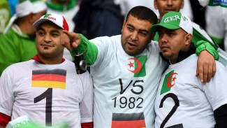 supporter algérie prono dans stade