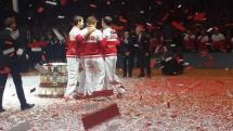 coupe davi 2014 victoire suisse trophée