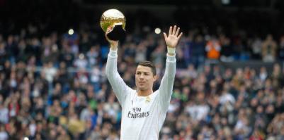 Cristiano Ronaldo FIFA ballon d'or 2008 et 2013