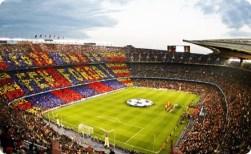 bille camp nou Barcelone
