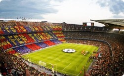bille camp nou Barcelone