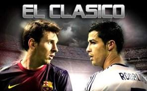 El clasico Messi vs. C. Ronaldo
