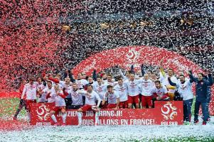 joie qualification Pologne Euro2016