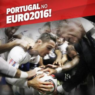 Portugal de CR7 sera de la partie ! Source: Twitter