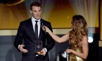 kate abdo Neuer ballon d'or FIFA