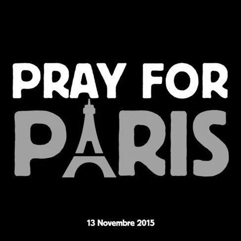 prayfor paris