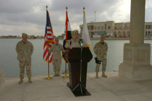 Iraqi Freedom II For Public Release by United States Army Sgt. Maj. John Brenci MNCI PAO