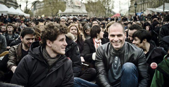 Yanis Varoufakis - Europa