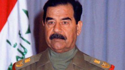 CIA - Saddam Hussein